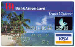 Receiving credit card offers